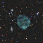 Ghost Clouds in Space