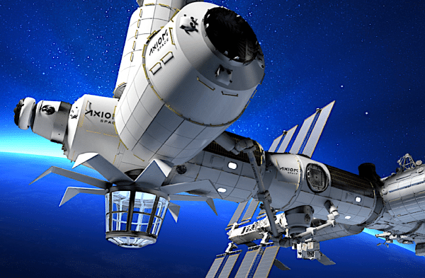 Space Hotels