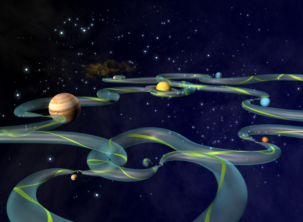 Space Manifolds