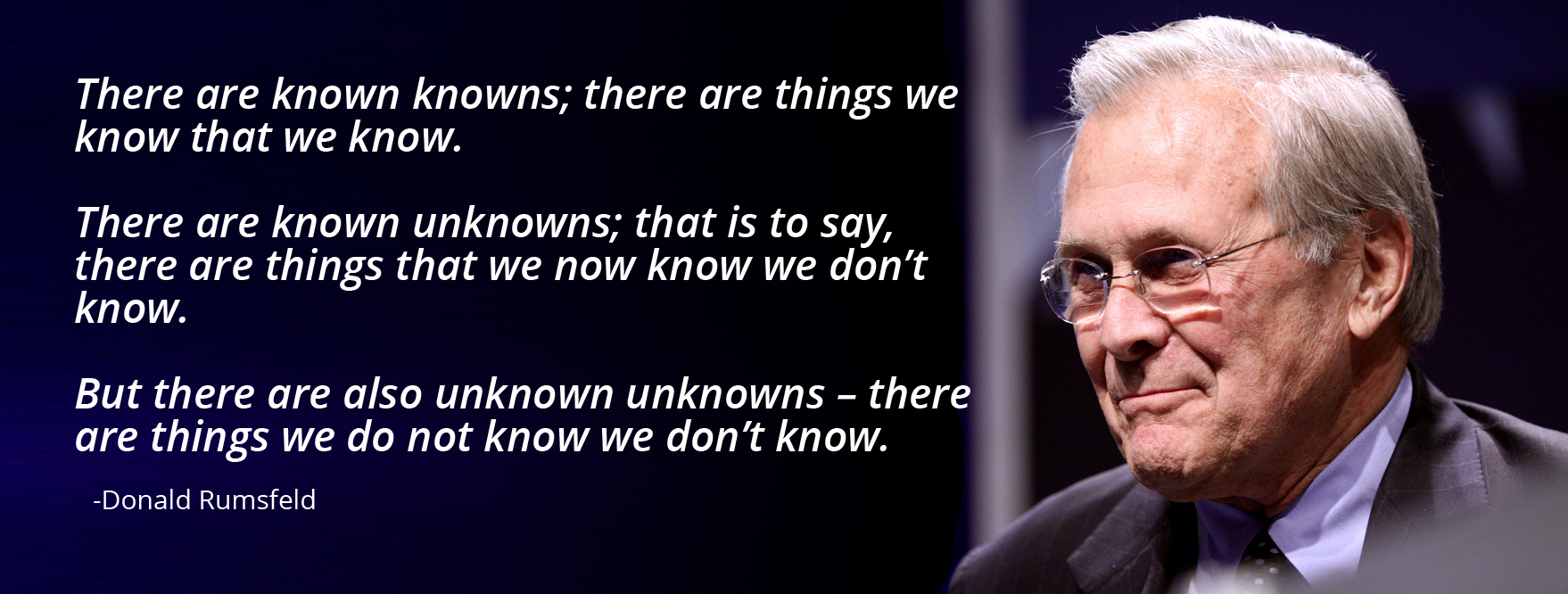 UFO Knowns & Unknowns