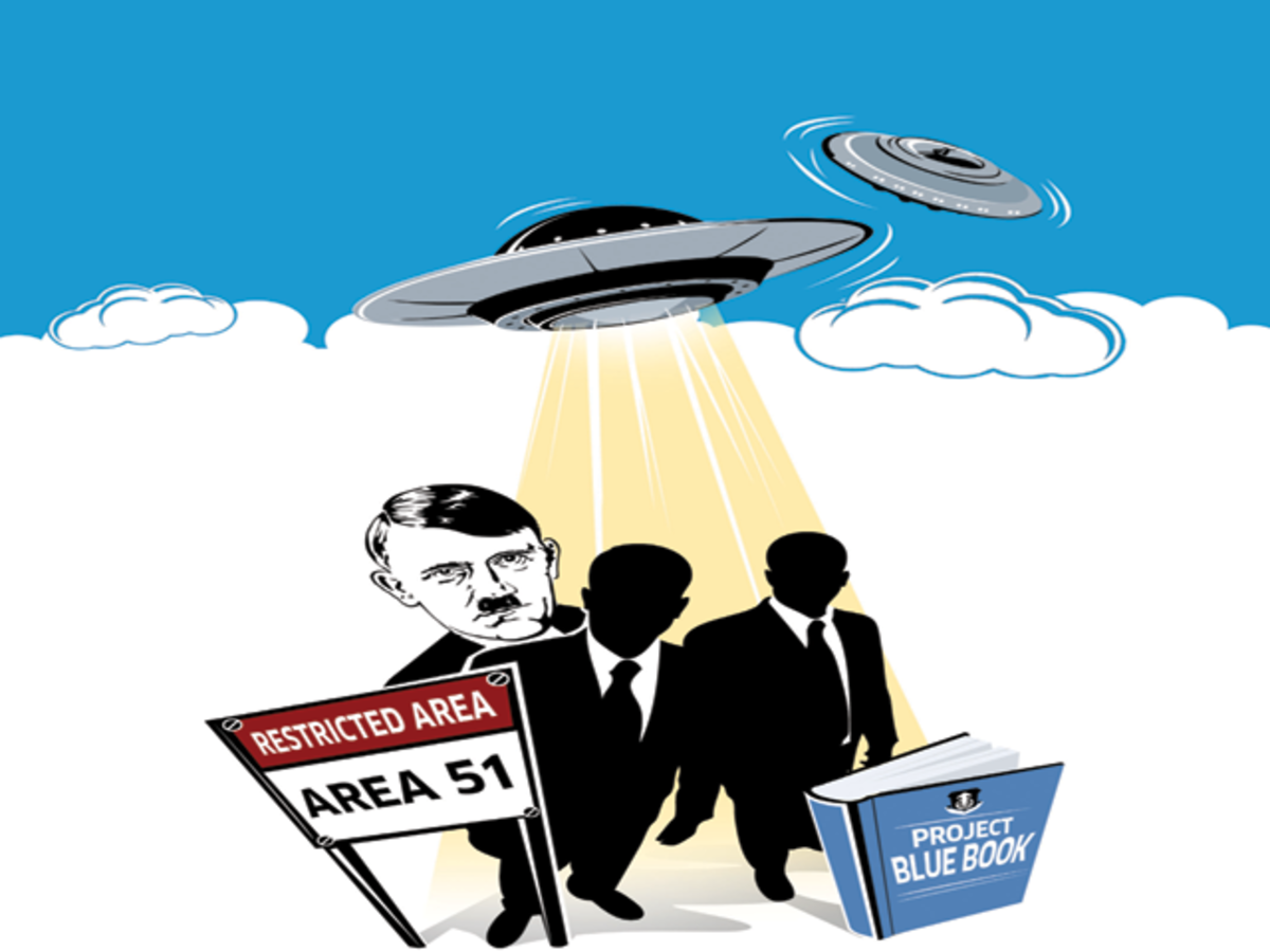 UFOs & Conspiracy Theories