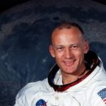 Buzz Aldrin and Mars Moon Structures