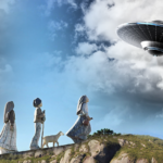 Portugal Miracle of the SUN UFO