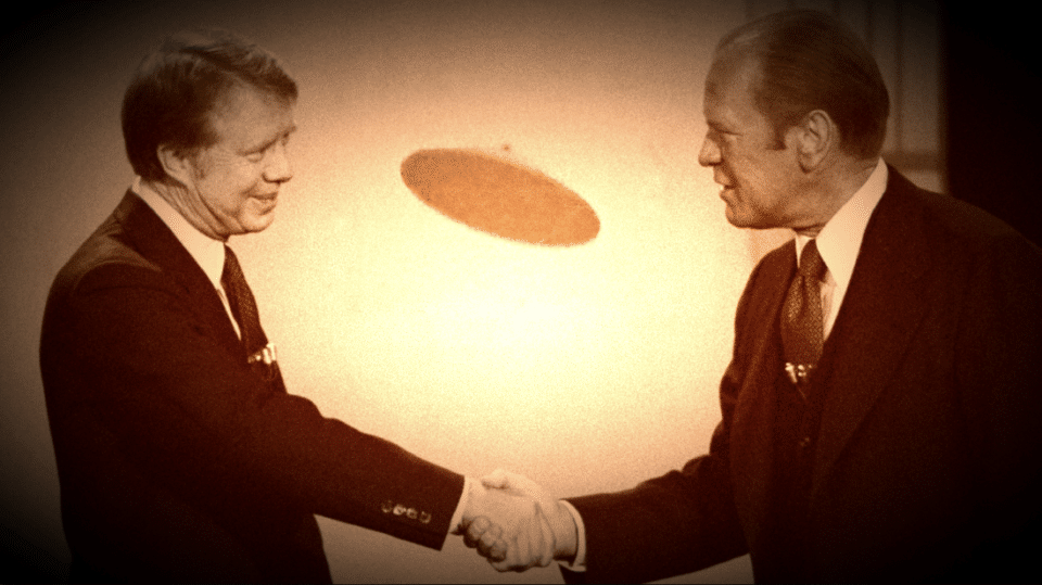 Presidents Ford and Carter Both Wanted UFO Truth