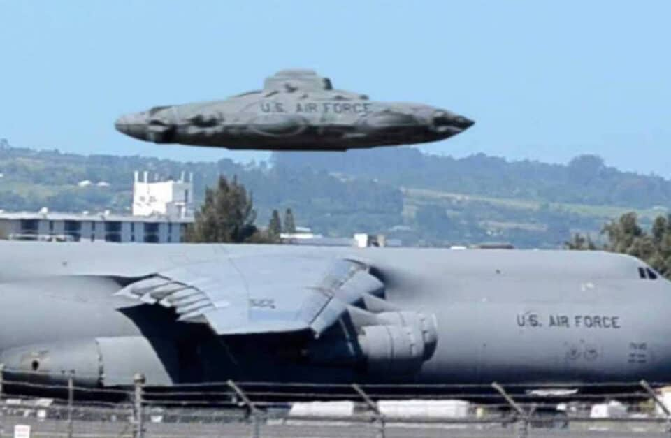 Is the Military Failing Us On UFOs