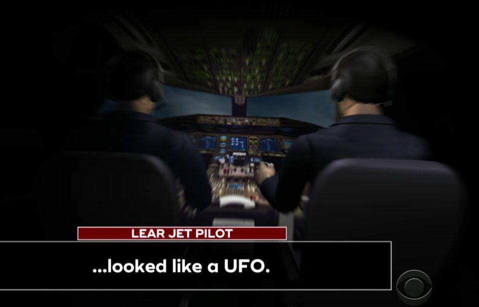 Pilots UFOs and the ASRS System