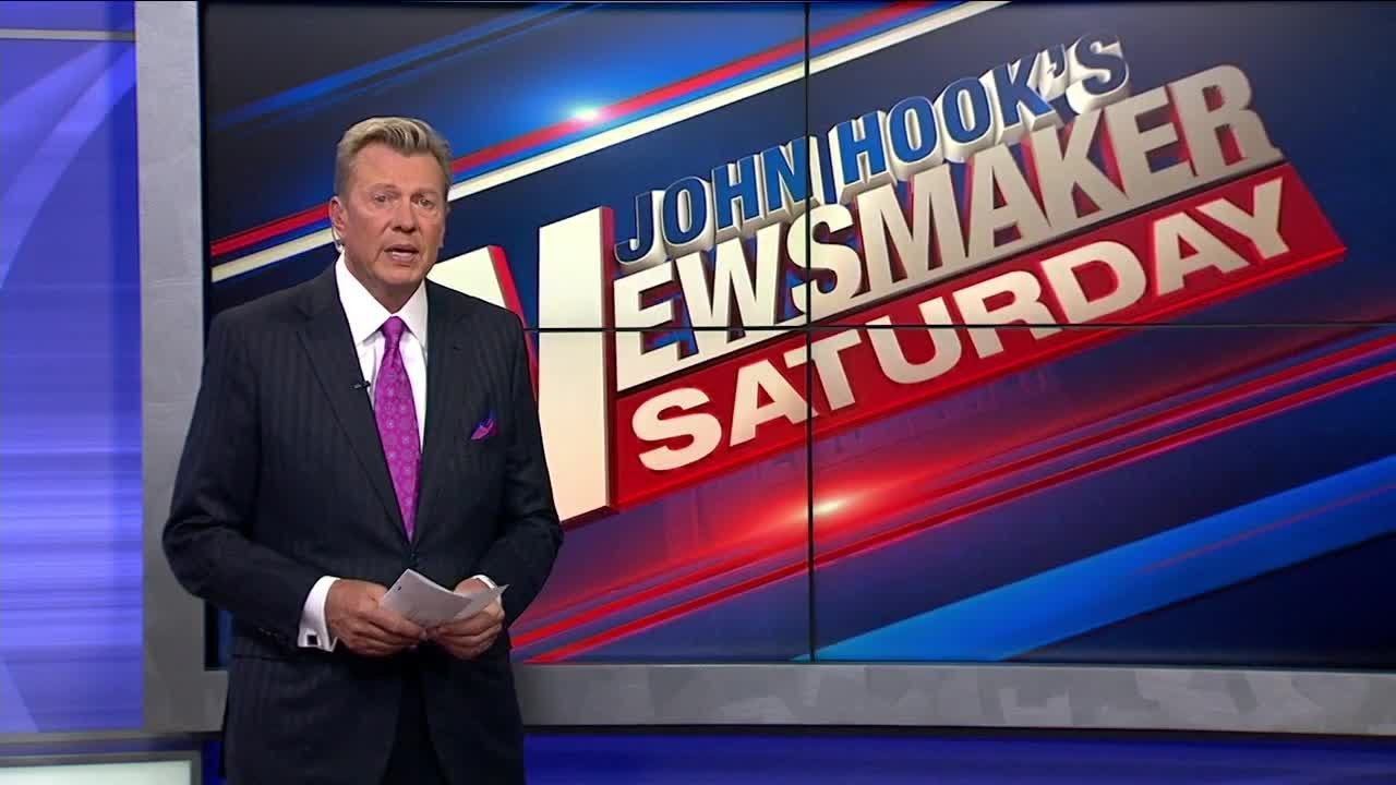 Newsmaker Saturday Takes on UFOs