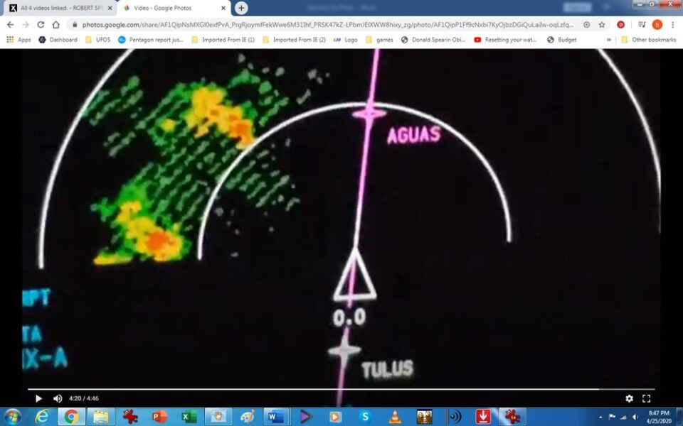 NARCAP Report-Pulsating Orb Over Mexico