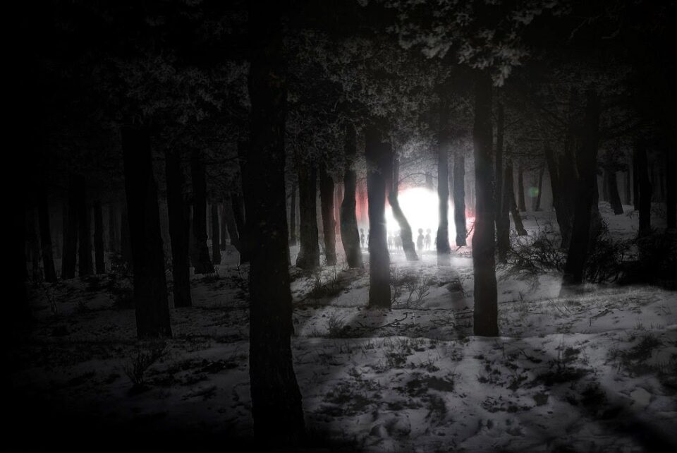 Was there an Abduction During the Rendlesham Forest Incident