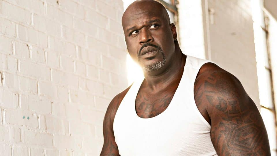 Shaquille O'Neal Witnessed UFO