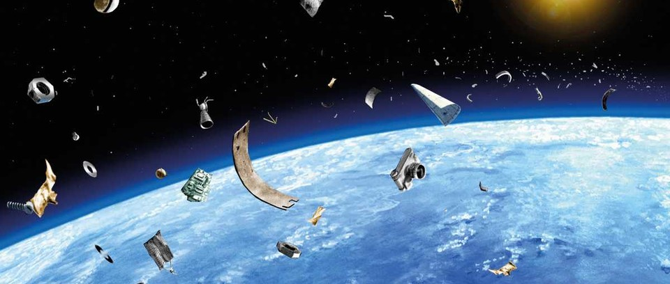 Chinese Space Junk to Enter Atmosphere