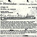 The Government Released UFO Docs Previously