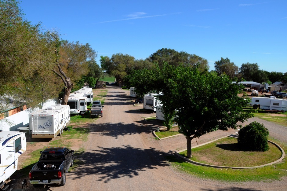 Roswell UFO Festival Includes RV Park