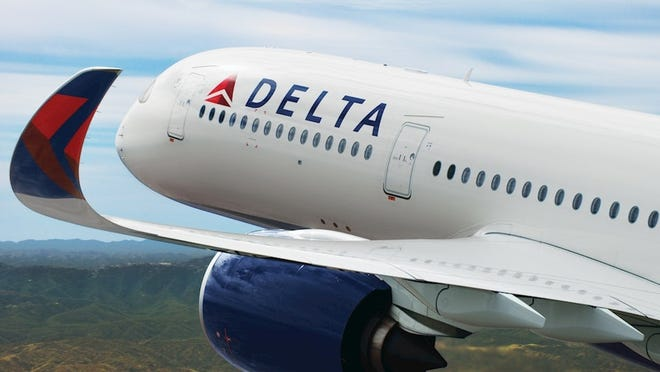 Delta Airlines Canadian Encounter