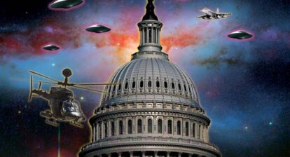 Could UFOs be American