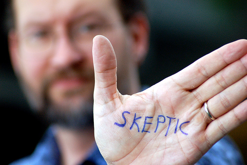 From UFO Believer to Skeptic