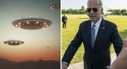 What Does Biden Know About UFOs