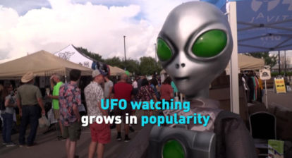 UFO Interest Growing in the US