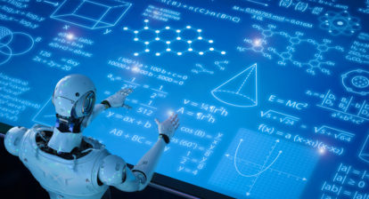 Artificial Intelligence and Seeing the Future